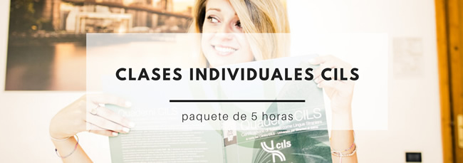 clases individuales CILS