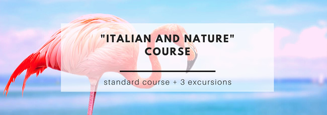 Italian and Nature course