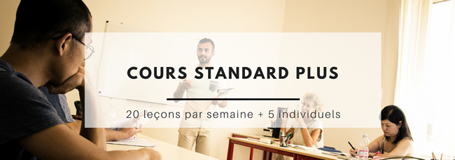 cours standard plus